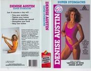 Denise Austin: VHS Workout Cover 1988: Various Quality x 3