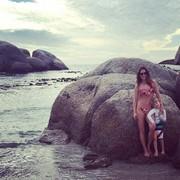 Ali Larter Instagram Bikini Pic