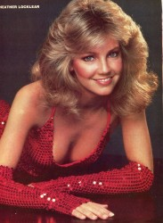 Heather Locklear: 80's Photo's - HQ x 2