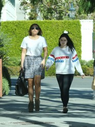 Ariel Winter Out in Beverly Hills - November 2015