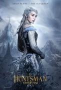 "Emily Blunt -""The Huntsman: Winter's War"" Promo Poster."