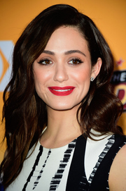 Emmy Rossum -    All-Star Dog Rescue Celebration Santa Monica Nov 21st 2015.