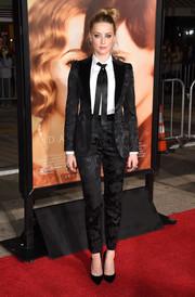 "Amber Heard - ""The Danish Girl"" Premiere in LA 11/21/15"