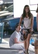 Megan Fox - On the set of 'New Girl' in LA 11/20/15