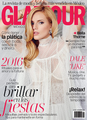 Bella Thorne - Glamour Mexico