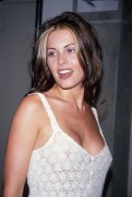 Nicole Eggert - 3rd Annual Celebrity Poot Tournament Benefiting APLA, Hollywood Athletic Club 21.6.1994 (c-thru) x2