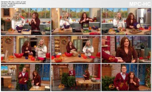RACHAEL RAY *cleavage* - December 1, 2015