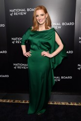 Jessica Chastain - 2015 National Board of Review Gala in NYC 1/5/16