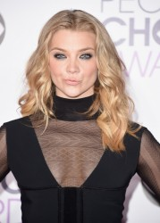 Natalie Dormer - 2016 People's Choice Awards 1/6/15