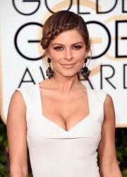 Maria Menounos - 73rd Annual Golden Globe Awards 1/10/16