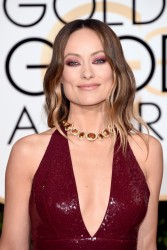 Olivia Wilde - 73rd Annual Golden Globe Awards 1/10/16