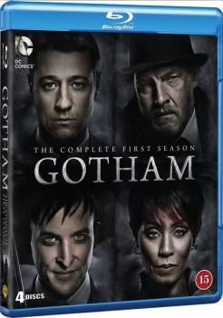 Gotham - Stagione 1 (2014) [4-Blu-Ray] Full Blu-Ray 149Gb AVC ITA DD 2.0 ENG DTS-HD MA 5.1 MULTI