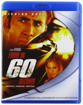 Fuori in 60 secondi (2000) Full Blu-Ray 32Gb MPEG-2 ITA DTS 5.1 ENG LPCM 5.1 MULTI