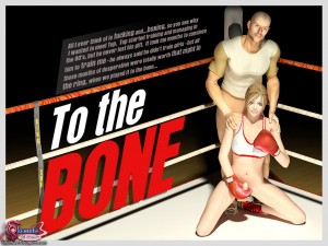 TO THE BONE from SHEMALE3D COMICS
