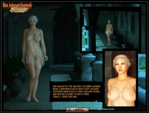 THE INFERNAL CONVENT PART 1-2 and 3 from ULTIMATE3DPORN