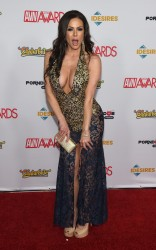 Kendra Lust - 2016 Adult Video News Awards 1/23/16