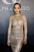 Rita Ora-               Ralph & Russo Fashion Show Paris January 24th 2016.