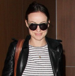 Olivia Wilde arrives LAX Airport in Los Angeles - January 27, 2016
