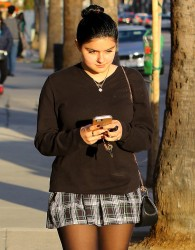 Ariel Winter Out in Studio City - 2/4/16