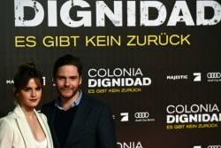 Emma Watson at the Colonia Dignidad Premiere in Berlin - 2/5/16