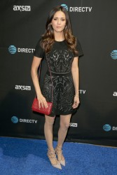 Nina Dobrev - DirecTV Super Saturday Night Party in San Francisco 2/6/16