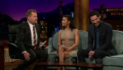 Eva Longoria @ The late Late Show with James Corden | February 4 2016