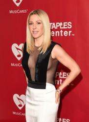 Ellie Goulding - 2016 MusiCares Person of the Year Honoring Lionel Richie in LA 2/13/16