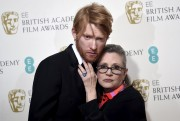 Carrie Fisher - EE British Academy Film Awards at the Royal Opera House in London 14.2.2016