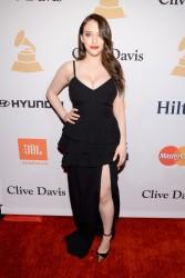 Kat Dennings - 2016 Clive Davis Pre-GRAMMY Gala in Beverly Hills 2/14/16