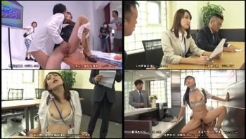 DVDES895 Yui Hatano, Ruka Kanae, Hibiki Ohtsuki and Nanami Hirose - A World in Which Rape is Legal 3...