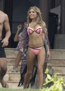 Sylvie Meis | On the Set of a Swimwear Commercial in Bali | February 7 | 40 pics