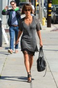Halle Berry - At Gracias Madre in Los Angeles 2/22/16