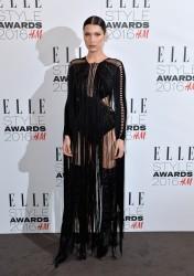 Bella Hadid - 2016 Elle Style Awards in London 2/23/16