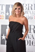 Caroline Flack -                 BRIT Awards London February 24th 2016.