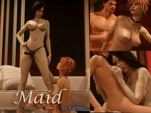 TEACHING THE MAID from KADYWN