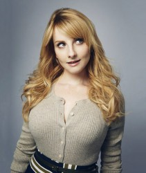 Melissa Rauch - Backstage Magazine photoshoot March 2016