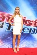 Heidi Klum-                             America's Got Talent Judges Photocall Pasadena Civic Auditorium March 3rd 2016.