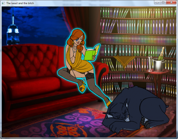 79d264469641469 - Gargoyles, the Beast and the Bitch [1.01] (Alx, Khronos)