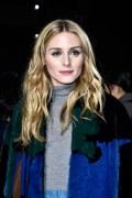 Olivia Palermo-                 Nina Ricci Fashion Show Paris March 5th 2016.