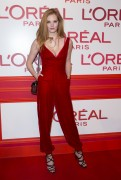 Alexina Graham-             	L'Oreal Red Obsession Party Paris March 8th 2016.