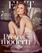 Diane Kruger -               The Edit Magazine March 10th 2016.