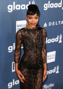 Keke Palmer -               27th Annual GLAAD Media Awards Beverly Hills April 2nd 2016.