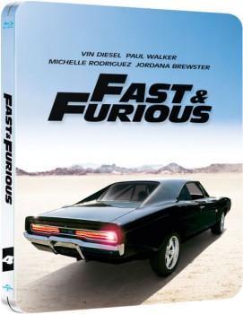 Fast & Furious - Solo parti originali (2009) Full Blu-Ray 44Gb VC-1 ITA DTS 5.1 ENG DTS-HD MA 5.1 MULTI